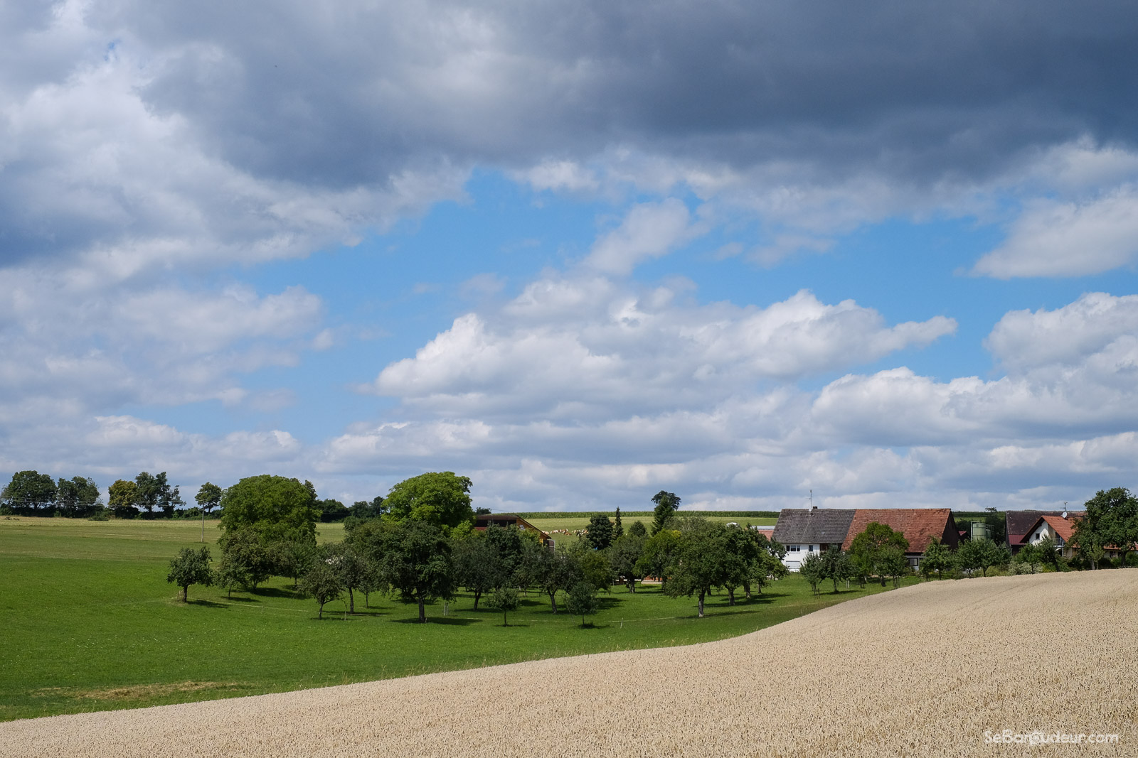 Neuburg on der Donau   J36 km1784 Allemagne